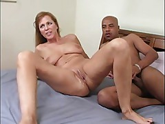 A Black Creampie For Her Young Hubby
